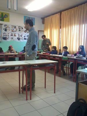Laboratorio a Teglio Veneto-2 dicembre 2013