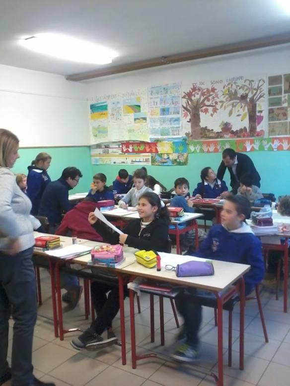 Laboratorio a Teglio Veneto-3 dicembre 2013