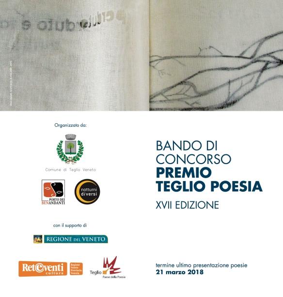 PIEGHEVOLE TEGLIO POESIA-front