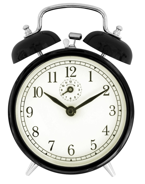 2010-07-20_Black_windup_alarm_clock_face